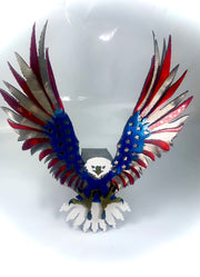 Flying American Eagle Hitch Cover