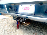 Lethal Threat Deer Hitch Cover - Mills Farm Nebraska