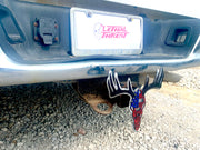 Lethal Threat Deer Hitch Cover