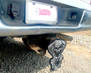 Lethal Threat Engine Skull Hitch Cover