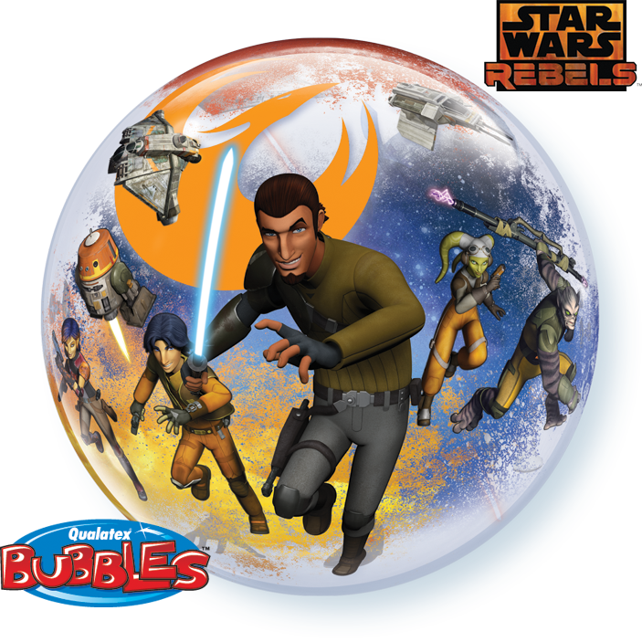 Star Wars Rebels 22 inch bubble