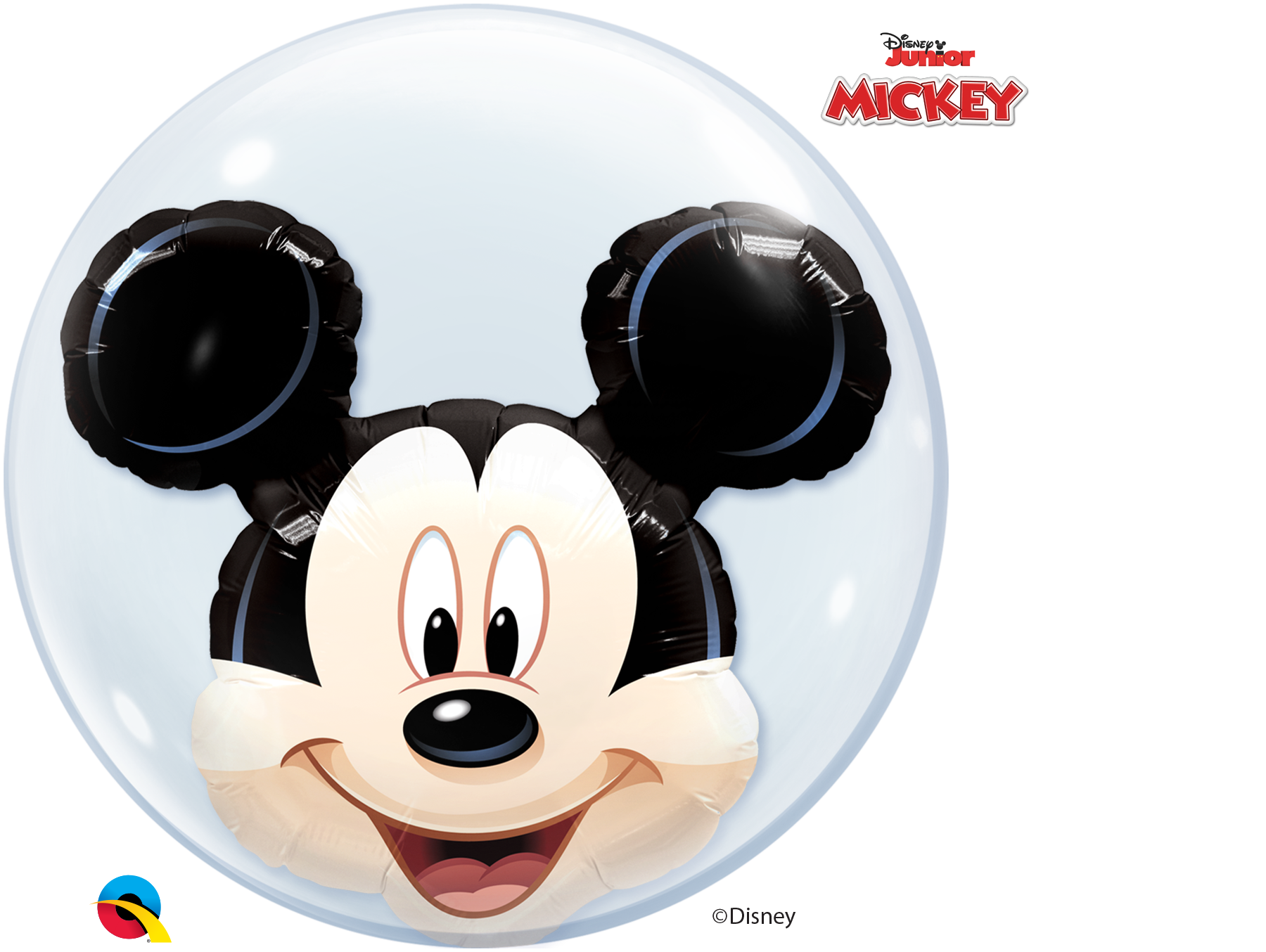 Disney Mickey Mouse 24 inch Double Bubble