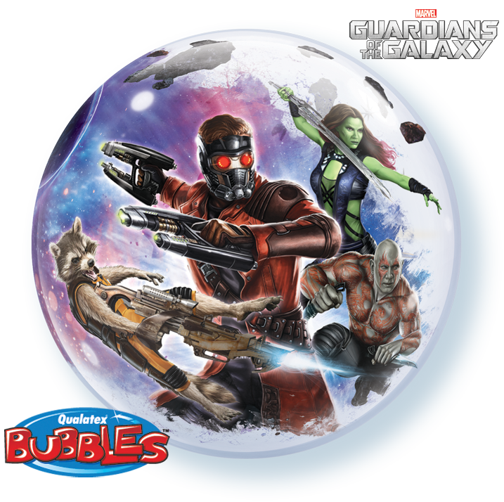 Guardians of the Galaxy 22 inch Bubble