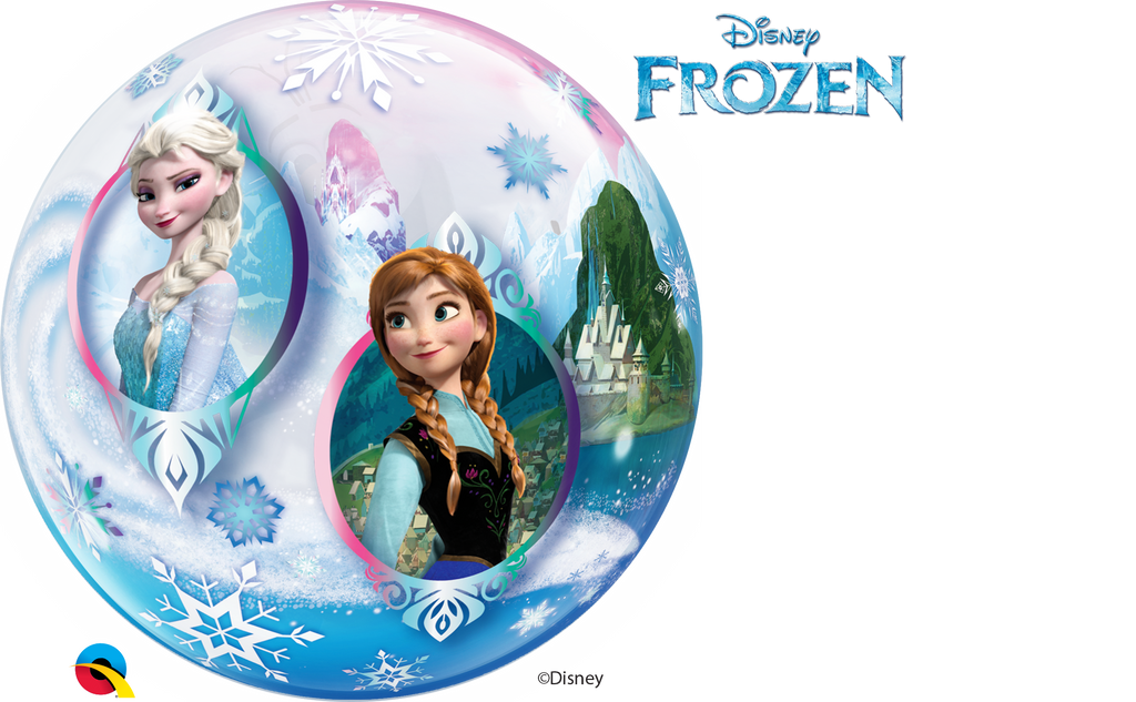 Disney Frozen 22 inch Bubble