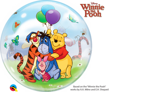 Winnie The Pooh 22 inch Bubble