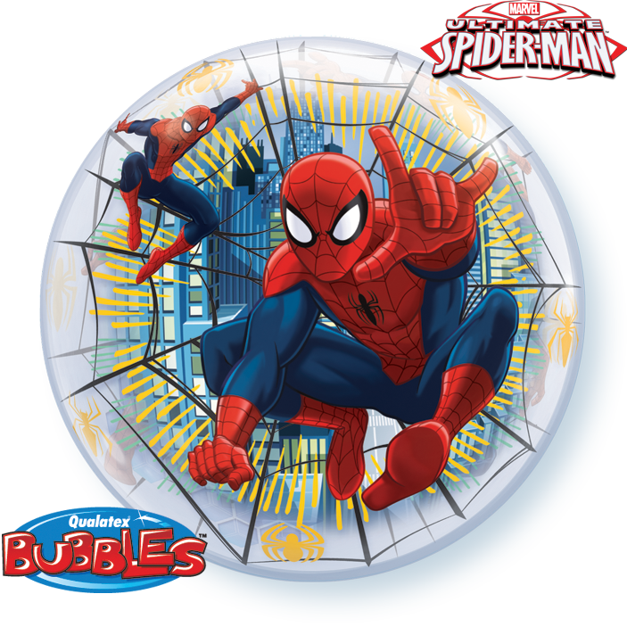 Ultimate Spider-Man 22 inch Bubble