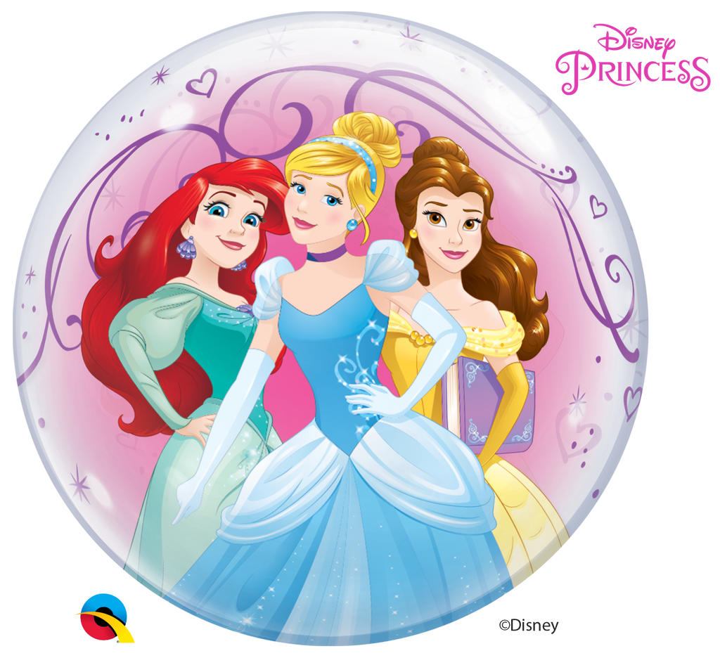 Disney Princess 22 inch Bubble