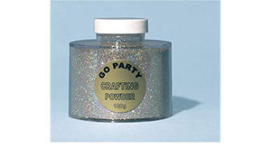 Crafting Powder - Silver Holographic