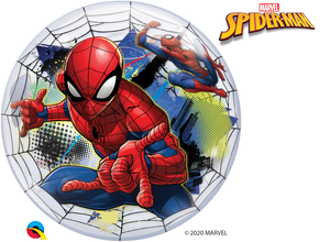 Marvel Spider-Man Webslinger 22 inch Bubble
