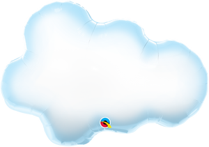 Puffy Cloud 30 inch Shaped Foil