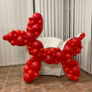Balloon Frame - Balloon Dog - 120cm x 145cm