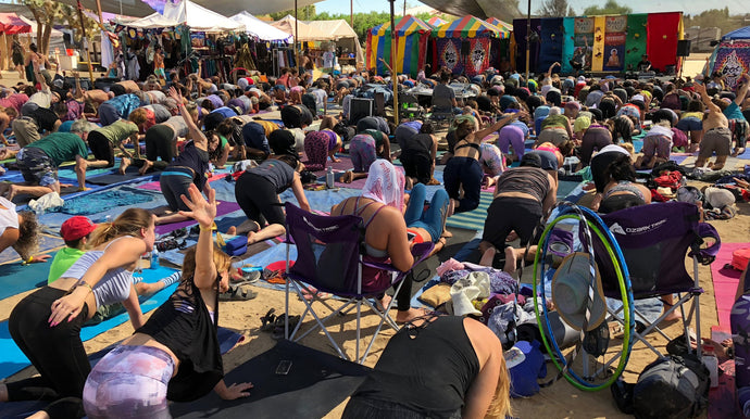 JOSHUA TREE AND BHAKTI FEST