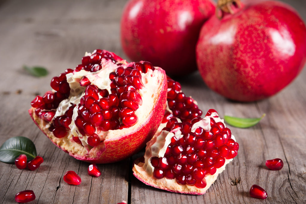 Ingredient Spotlight: Pomegranate Seed Oil