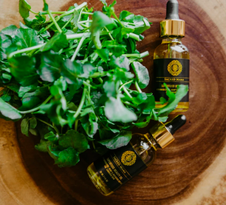 Beauty Best Bets: Sacred Mama Organics Watercress Oil