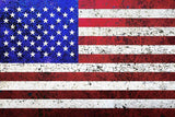 Folk Art American Flag