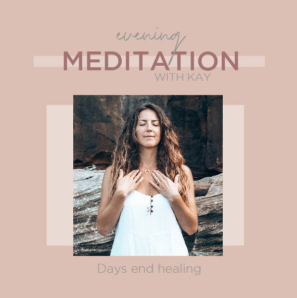 Guided Meditation with Kay