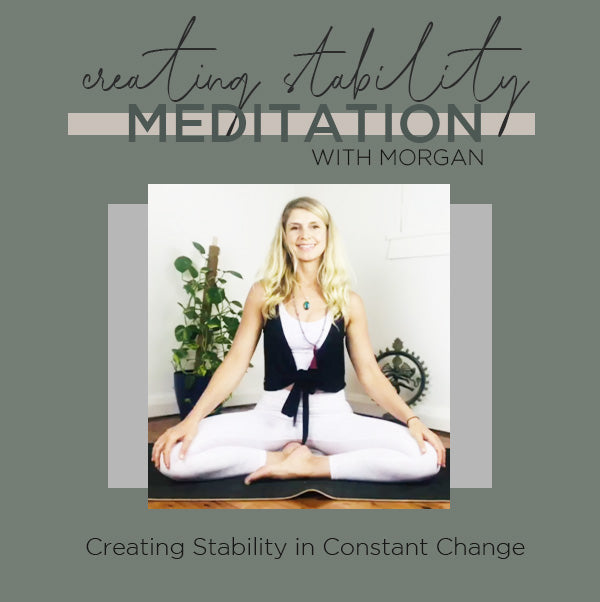 Creating Stability in Constant Change