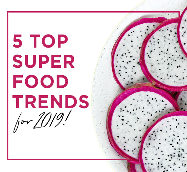 5 Top Superfood Trends