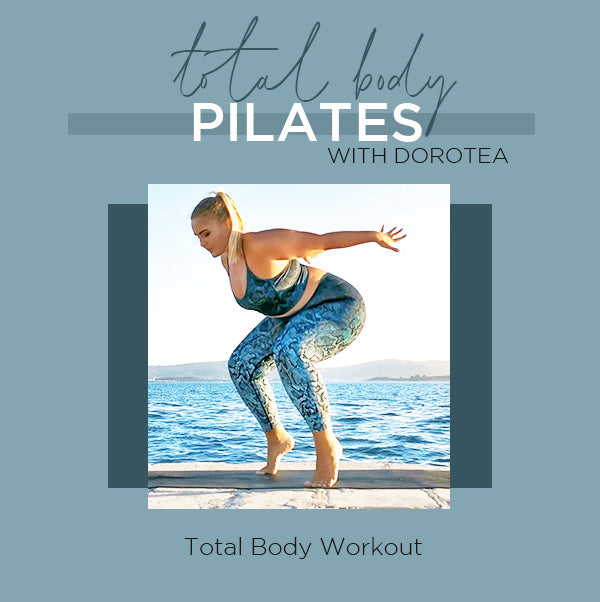 Total Body Pilates Workout with Dorotea