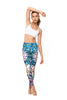 Summer Standard Waist Printed Yoga Legging - Full Length