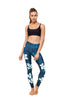 Orchid High Waist Printed Activewear and Yoga Legging - Full Length