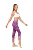 Java Gold Standard Waist Activewear & Yoga Legging - 7/8 Length