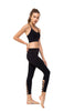 Demi Flow Legging - Black
