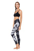 Sassy Dragon High Waist  Yoga Legging - Full Length