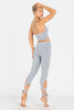 Ballet Tie Legging - Cloud