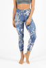 Songbird High Waist Printed Legging - 7/8