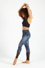 Power Flow Legging - Synergy Blue