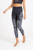Tarot High Waist Printed Legging - 7/8