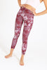 Scarlet High Waist Printed Legging - 7/8
