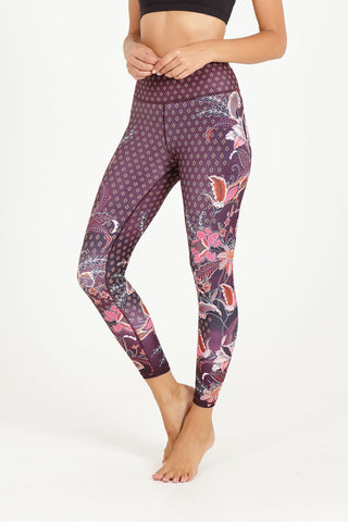 bdf7e43c464a Printed Leggings | Women's Yoga and Activewear Clothing Online | Dharma Bums