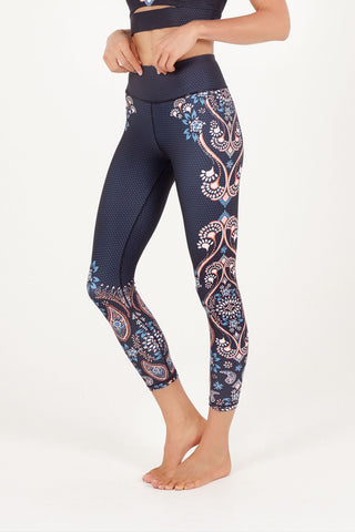 f09b4f2265 Printed Leggings | Women's Yoga and Activewear Clothing Online ...