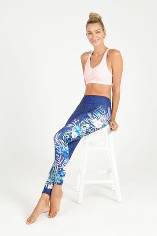 d3cd199221 7/8 Length Leggings | Women's Yoga and Activewear Clothing Online ...