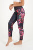 Spring Fling High Waist Printed Legging - 7/8