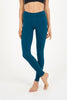 Wonder Luxe Full Length Plain Legging - Emerald