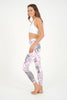 Pretty Wild High Waist Printed Legging - 7/8