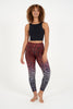 Dream Lover High Waist Printed Legging - 7/8