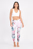 Ethereal High Waist Printed Legging - 7/8