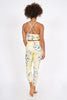 Morning Light Recycled High Waist Printed Legging - 7/8
