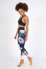 Lombok Recycled High Waist Printed Legging - 7/8