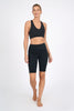Wonder Luxe Pocket Spin Short - Black