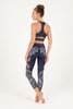 Nomadic Recycled High Waist Printed Legging - 7/8