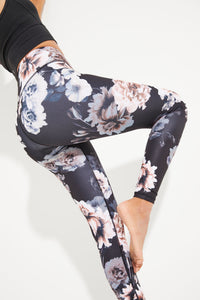 Balance Full Length Legging - Night Mist