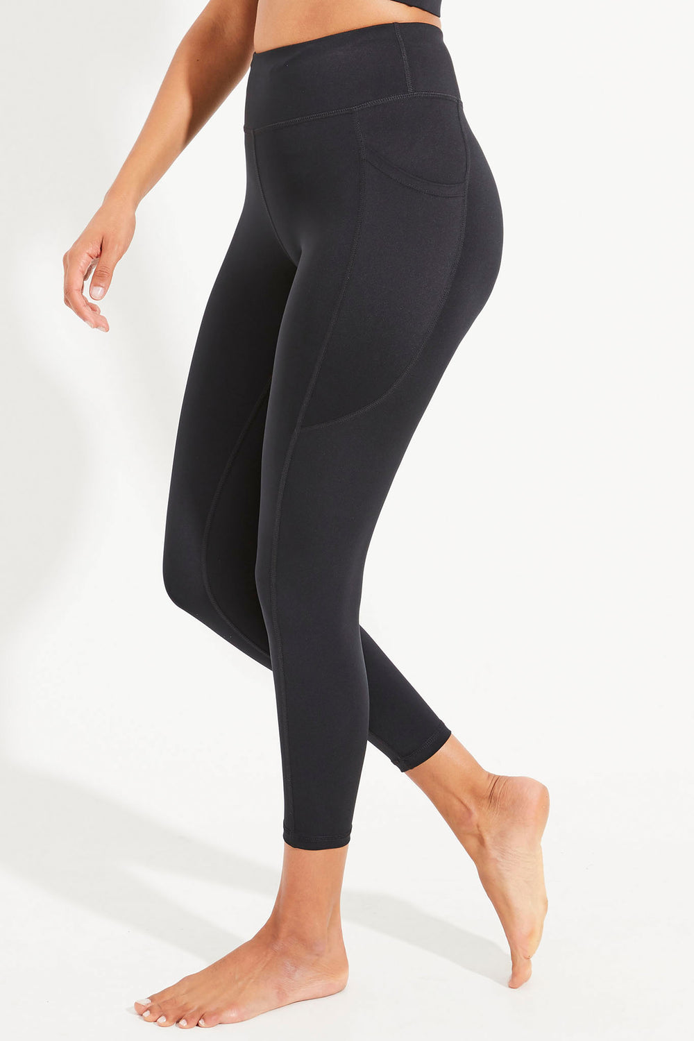 Motion Legging 7/8 - Black
