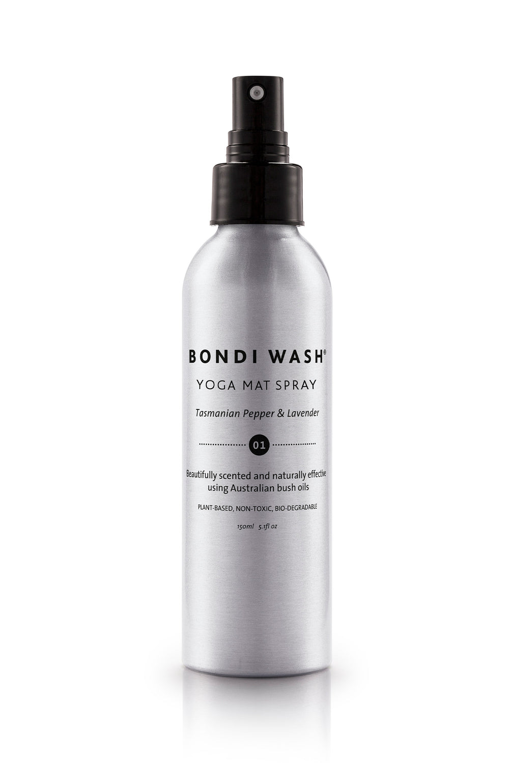 Bondi Wash - Yoga Mat Spray - 150 ml