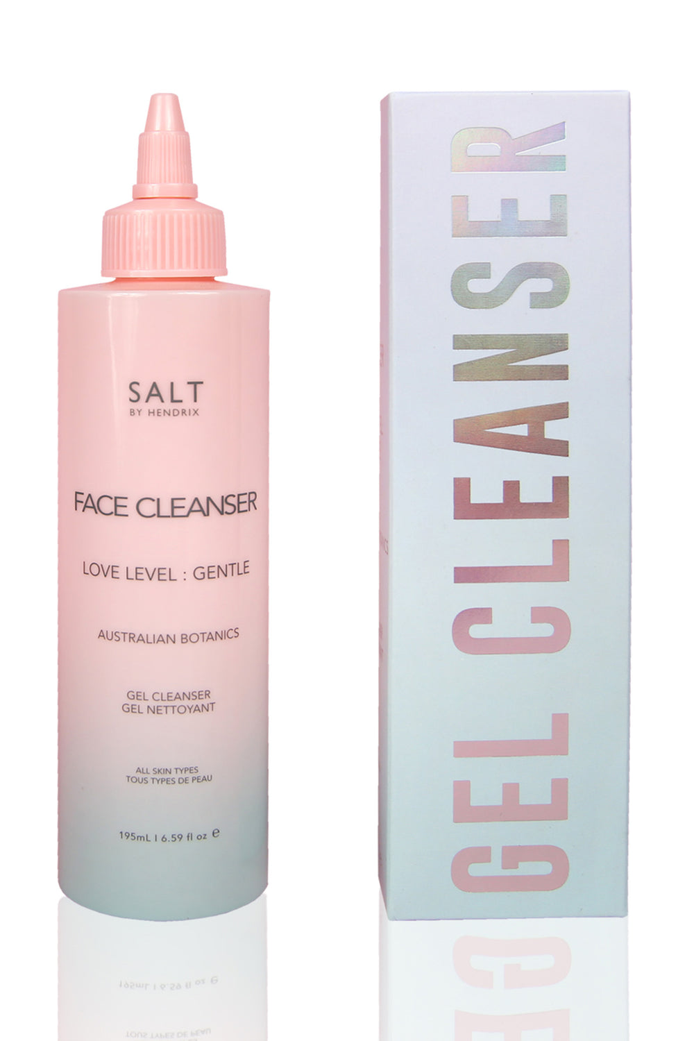 Salt by Hendrix - Face Cleanser Gel