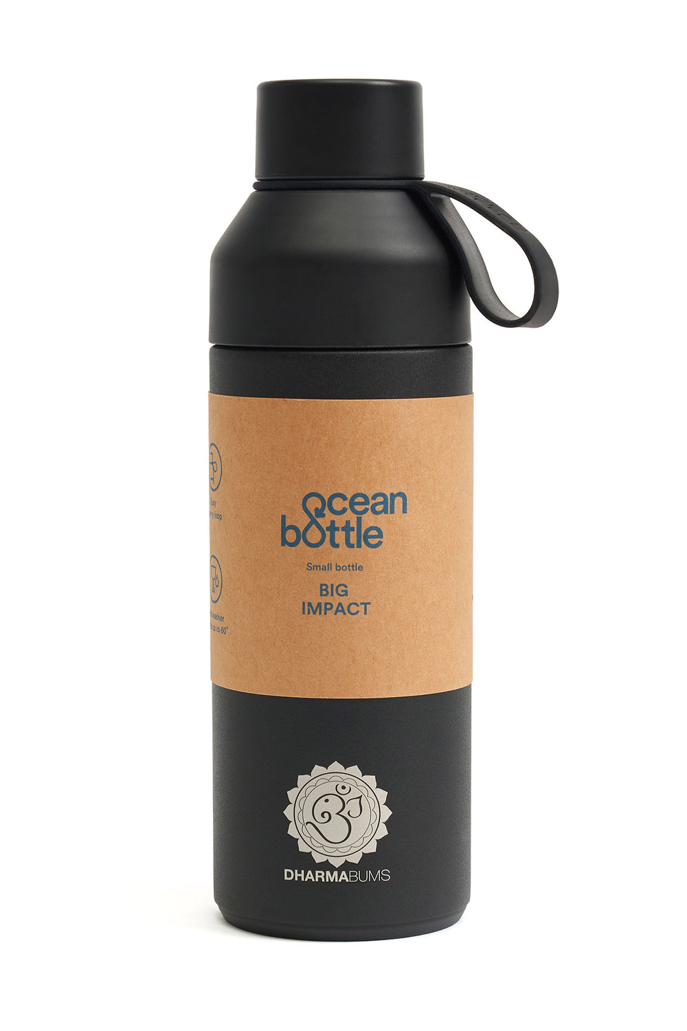 Ocean Bottle - Obsidian